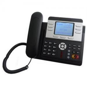 Best IAX2 PoE IP Phone SC-6035S has SMS wholesale