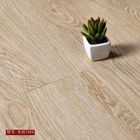 Best High strength high flexibility wood grain uv coating embossed PVC vinyl flooring planks wholesale