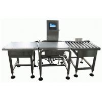 Best Combo machine metal detector and check weigher wholesale