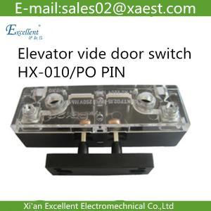 Buy cheap Elevator door switch /HX-010 161 Elevator vide door switch elevator  parts from wholesalers