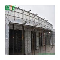 Best Used Concrete Forms Construction Aluminum Alloy Template/Warehouse Construction Materials/Used Aluminum Formwork wholesale