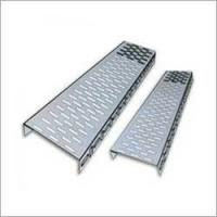 Best Pre galvanized Anti - corrosion Stainless Steel SS304 ladder perforated cable tray wholesale