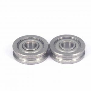 Best 4x13x4mm Carbon Steel U604ZZ U Groove Pulley Wheels For 3D Printer wholesale