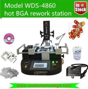 Quality IR BGA rework station WDS 4860 for intel celeron 1037u latop motherboard repairing wholesale