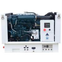 China Electric Auto Start 7kw Marine Diesel Generator Enclosure Single Phase 120V Sea Water Pump on sale
