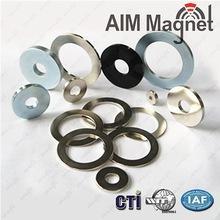 China All Plantings N35-N52 Neodymium Magnets Ring Neodymium Magnets on sale