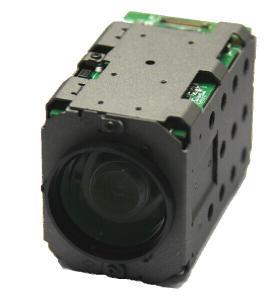 China LG LNM2810 HD 28X Color RS-232C TTL communication Zoom Module Camera -- www.skycneye.com on sale