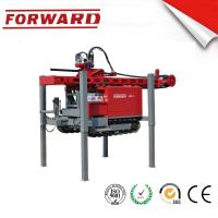 Best Multifunction Crawler Mounted Mud Drilling Water Well Drilling Rig / water borehole Drilling Rig wholesale