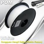 Best POM 3D Printer makerbot filament 1.75 / 3.0mm 1.3Kg / Roll Filament wholesale