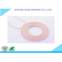 Cheap Square Insulated Qi Transmitter Coil With Multilayer Copper Wire for sale