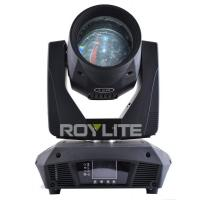 Best Beam 330 Lamp 2.5° Angle15R Beam Moving Head Light Gobo Color Wheels Acurate Positioning wholesale