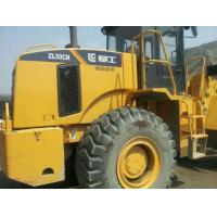 Best Year 2013 Used Tractor Front End Loader Liugong ZL50CN 3cbm Bucket Capacity wholesale