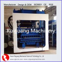 Best 15000pcs/h automatic concrete block machine,hollow brick,porous block,paving block wholesale