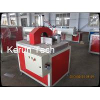 Cheap 230 kw Hdpe Pipe Production Line / Plastic Pipe Making Machine for sale