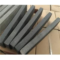 Best Solid Porosity Clay Common House Bricks For Building Wall , Antique Fashion Type Black Color wholesale