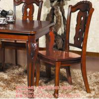 China 2015 new chinese style solid wood dining chair on sale