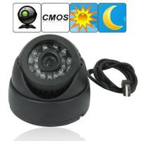 "Best Dome 1/4"" CMOS CCTV Surveillance TF Card DVR Camera Home Office Hidden Security Monitor Digital Video Recorder wholesale"