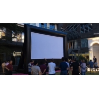 Best Outdoor Theater Outdoor Screen Removable Portable Air Projector Screen Inflatable Screen for Outdoor Cinema wholesale