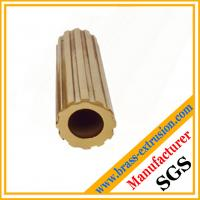 China brass hollow sections rods tubes on sale