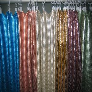 Best High Grade Aluminum Sequins Fabric Mesh Cloth wholesale