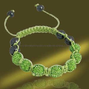 Best 2011 Hot Fashion Jewelry Shamballa Bracelet (BSL3071A) wholesale