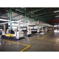 Best High Speed Corrugated Cardboard Production Line 2 3 5 7 Layers corrugated paper wholesale