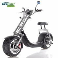 Best Off Road 2 Wheel Electric Scooter , Electric Fat Wheel Scooter For Adult , Eco Friendly wholesale