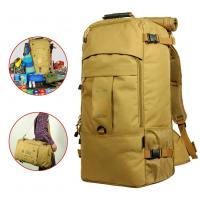 Best Womens Travel Army Tactical Backpack Waterproof 900D Oxford 20 Inch wholesale
