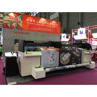 Buy cheap Kyocera Heads CMYK Multicolor Digital Fabric Printing Machine 120sqm / hour from wholesalers