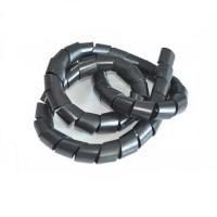 Best Anti - corrosion PE abrasive Wire insulation spiral band spiral wire wrapping band wholesale