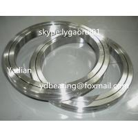 Buy cheap SX011818 crossed cylindrical roller slewing bearings manufacturers from wholesalers