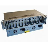 Best 14 Slots Rack Metal Fiber Media Converters,Large power supply capacity wholesale