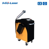 Best 100W Laser Metal Cleaner Electric Handheld Laser Rust Removal Tool wholesale
