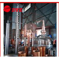 Best Micro Vodka Commercial Distilling Equipment With Themometer wholesale