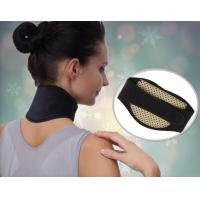 Best FAR-IR tourmaline self-heating anion health care neck protective wholesale