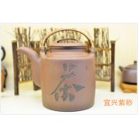 Cheap Purple Grit Antique Yixing Teapot , Yi Shing Teapot SGS Certification 1000ML for sale
