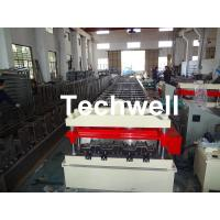 Best Cr12 Automatic Galvanized Steel Sheet Floor Deck Roll Forming Machine PLC frequency control wholesale