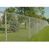 Best Security Chain Link Fence For Garden With Posts And Installing Accessories wholesale