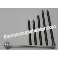 Quality Non-ferrous Silicon Nitride Thermocouple Protection sleeve one end closed wholesale