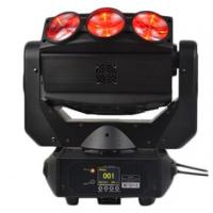 Best Professional 9*10W RGBW 4IN1 QUAD LED Moving Head Phantom Light Beam Effect  X-108 wholesale