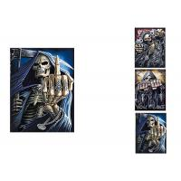 Best 3 Different Images Of Grim Ripper  Lenticular Flip With 30x40cm For House Decoration wholesale
