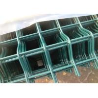 Best Security Triangle Weld Mesh Fence Panels 60X100 MM With 5 Mm Diameter wholesale