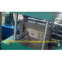 Best Metal Stud And Track Roll Forming Machine , Steel Plate Rolling Forming Machines wholesale