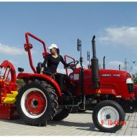 Jinma JM240E compact tractor 24hp 2wd four wheel tractor for agricultural farm use