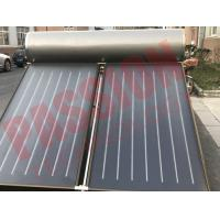 Best Home Thermal Solar Hot Water Heater Direct Plug Connection With 2 Collector wholesale