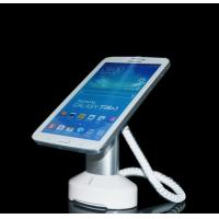 Best COMER anti theft check out counter display Pad stand with alarm sensor and charging cables wholesale