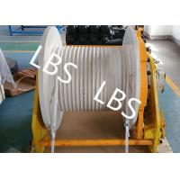 Best Good Performance Durable Hydraulic Cable Winch 100-10000m Capacity wholesale