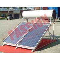 Best 300L No Leakage Solar Panel Heater , Sun Power Solar Water Heater Flat Plate wholesale
