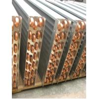 Best 1.6MPa Aluminum Central Air Conditioner Radiator With r134a / r407c / r22 Refrigeration wholesale
