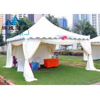 Best Outdoor Pagoda Shade Shelter Canopy Temperature Resistance For Backyard Parties wholesale